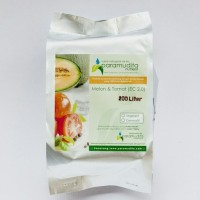 Jual Nutrisi Hidroponik AB Mix Paramudita (Melon & Tomat) 1 liter Murah
