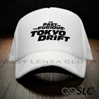 Jual TOPI TRUCKER JARING THE FAST AND THE FURIOUS J6 - PS Murah