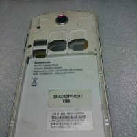 Jual lcd touchscreen ts lenovo a516 Murah