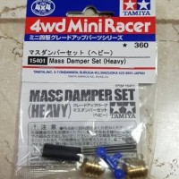 Tamiya 15401 Mass Damper Set Heavy