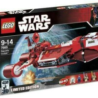 Jual Lego Star Wars 7665 REPUBLIC CRUISER Murah