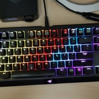 Jual Keyboard Razer Blackwidow Tournament Chroma. Mulus & Lengkap Murah