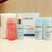 Jual Laneige Brightening Trial Kit 5 items Murah
