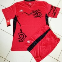 Jersey Setelan Futsal Sp3cs Sergam Voli Baju Bola Kostum Olahraga