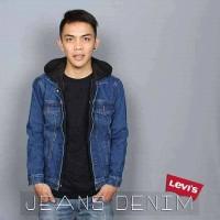 Jual jaket jeans levis biowash denim Murah