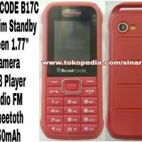 Brandcode B17C