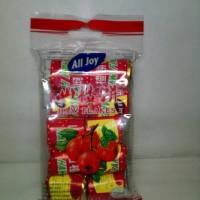 ALL JOY HAW FLAKES 80 gram Makanan Halal Food Cemilan Snack Malaysia