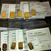 Jual Emas Antam Kepingan 5 Gram Murah