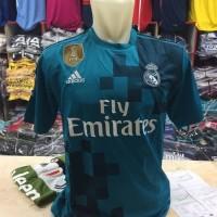 JERSEY REAL MADRID THIRD +FIFA 2017/18 GRADE ORI