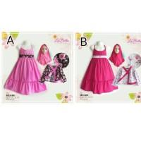 harga Gamis Labella Ms3-bk | Gamis Anak Size 8 10 | Dress Muslim Tokopedia.com