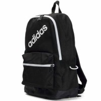 Original Tas Adidas Neo Daily Backpack Black White