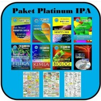 Jual buku wangsit SBMPTN 2018 paket platinum ipa Murah