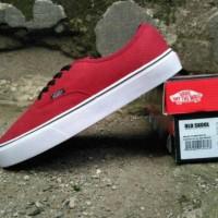 Sepatu Vans Authentic / Casual Kets Cewek Cowok