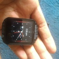 Jual Sony Smartwatch 3 SWR50 ORI LIKE NEW bonus watch face Murah
