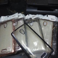 silikon tpu croom oppo joy r1001 r 1001 softcase softshell jelly karet