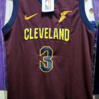 Jersey Nba Cleveland Cavaliers Marun 3#thomas