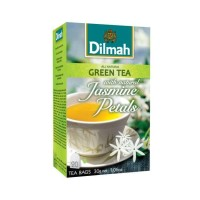 Jual DILMAH GREEN TEA WITH JASMINE Teh Melati 30g Murah