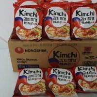 Jual mie korea kimchi ramyun nongsim Murah