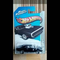 Jual Hot Wheels HW 70 Dodge Charger RT Fast and Furious Murah