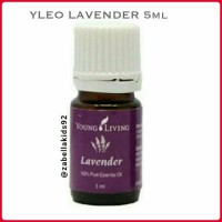 Jual LAVENDER essential oil 5ml by YOUNG LIVING Murah