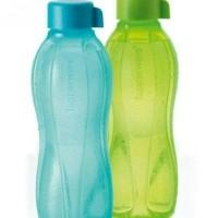 Jual Tupperware eco bottle 1L(ready biru) Murah