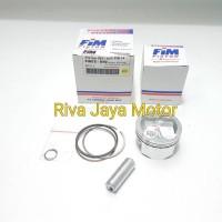 harga Piston Seher Kit Set Vixion Jupiter Mx Mx King 57 Standar Izumi Fim Tokopedia.com