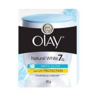 Olay Natural White Insta Glow Fairness UV Cream 50g