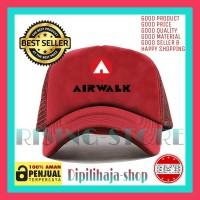 TOPI PRIA TRUCKER AIRWALK BASEBALL SNAPBACK - Dipilihaja-shop