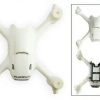 Jual Parts Hubsan X4 H107C+ body shell upper & lower assembly Murah