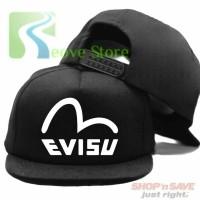 Topi Snapback Evisu Trucker Baseball - Reove Store