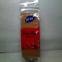 HAW FLAKES SQUARE Makanan Ringan Halal Food Cemilan Snack Malaysia