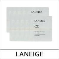 LANEIGE WATER BASE CC CREAM SAMPLE - PEACH PINK [ORIGINAL GUARANTEE]