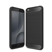 Hard Soft Case Xiaomi Mi 5C Mi5C Casing HP IPAKY Carbon Armor Silikon