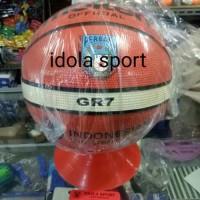 BOLA BASKET MOLTEN GR 7 ORIGINAL OFFICIAL INDONESIAN BASKETBALL