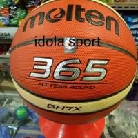 BOLA BASKET MOLTEN ORIGINAL GH 7X INDONESIAN BASKETBALL LEAGUE
