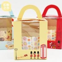 box kotak cupcake muffin isi 1 pudding sovenir pernikahan wedding sale