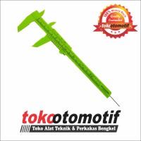 Jangka Sorong PVC (K012135) KENTARO ( Top Quality ) Jangka Plastik