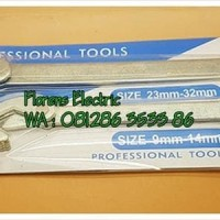 Jual  Kunci Pas Universal  Quick Wrench CHROM VANADIUM T3009 Murah