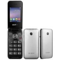 Handphone HP Flip Alcatel 2051D Caramel Murah