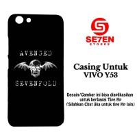 harga Casing Vivo Y53 Avenged Sevenfold Custom Hard Case Tokopedia.com