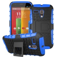 Jual  RUGGED ARMOR Motorola moto G X1032 soft case casing back cov T3009 Murah