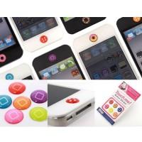 Jual  Stiker Lucu Tombol Home  Home Button Sticker for iPhone  iPo T0210 Murah