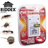 HSI Riddex Plus Pest Repeller Alat Pengusir Hama Kecoa Tikus Nyamuk