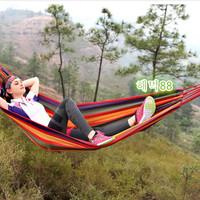 Jual Hammock Colorful Kasur Gantung Camping Single Series PROMO Murah