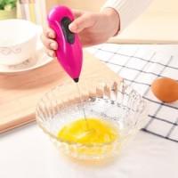 Jual Hand Mixer Tangan Mini Milk Frother, Pengaduk Minuman & telur Mini mix Murah
