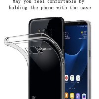 Jual Case Ultrathin Samsung Galaxy S8 2017 NEW Ultra Thin Fit Softc  Murah