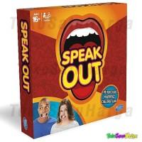 Jual Mainan Anak Edukasi Speak Out Game / Tebak Kata Seru Lucu Good QC  Murah
