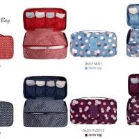 Jual Organizer Korean Underwear Bag (Tas travel untuk tempat b DB Murah