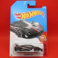 Hot Wheels McLAREN F1 GTR Hitam (315|N2017)