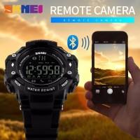 TERBAIK Jam Tangan Pintar Bluetooth Pedometer Smartwatch 50M Waterpr